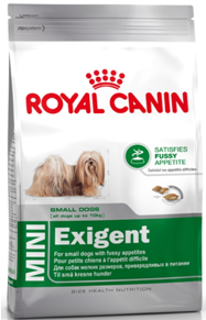 Сухой корм В НАЛИЧИИ Royal Canin MINI EXIGENT - 2 кг