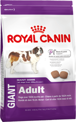 Сухой корм Royal Canin GIANT ADULT - 15 кг