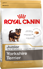 Сухой корм Royal Canin YORKSHIRE TERRIER JUNIOR - 0,5 кг