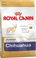 Сухой корм Royal Canin CHIHUAHUA JUNIOR - 1,5 кг