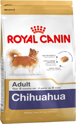 Сухой корм Royal Canin CHIHUAHUA ADULT - 0,5 кг