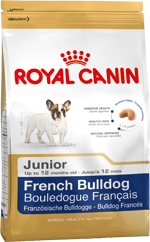 Сухой корм Royal Canin FRENCH BULLDOG JUNIOR - 3 кг