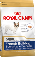 Сухой корм Royal Canin FRENCH BULLDOG ADULT - 9 кг