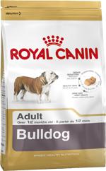 Сухой корм Royal Canin BULLDOG ADULT - 3 кг