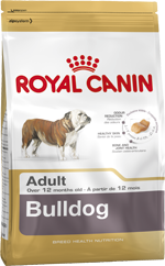 Сухой корм Royal Canin BULLDOG ADULT - 12 кг