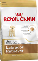 Сухой корм Royal Canin LABRADOR RETRIEVER JUNIOR - 3 кг