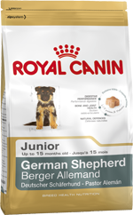 Сухой корм Royal Canin GERMAN SHEPHERD JUNIOR - 12 кг