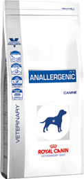 Сухой корм Royal Canin ANALLERGENIC AN18 - 8 кг, для взрослых собак
