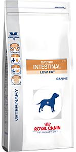 Сухой корм Royal Canin GASTRO INTESTINAL LOW FAT LF22 - 12 кг