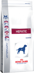 Сухой корм Royal Canin HEPATIC CANIN - 12 кг, для взрослых собак