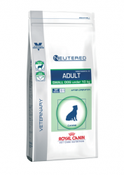 Сухой корм Royal Canin Neutered Adult small dog - 3,5 кг