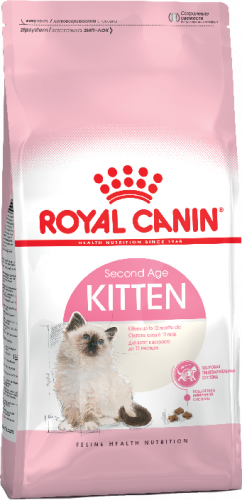 Сухой корм Royal Canin KITTEN- 2 кг