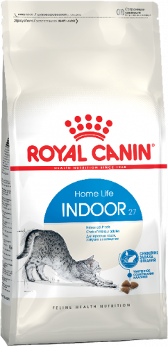 Сухой корм Royal Canin INDOOR -0,4 кг