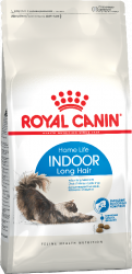Сухой корм Royal Canin INDOOR LONG HAIR - 10 кг