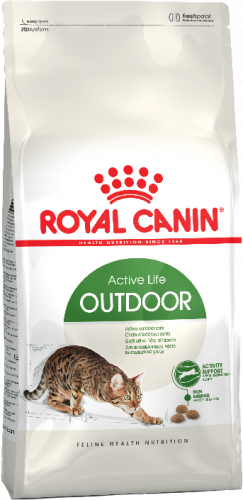 Сухой корм Royal Canin OUTDOOR - 2,0 кг