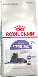 Сухой корм В НАЛИЧИИ Royal Canin STERILISED +7 - 1,5 кг