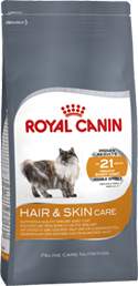 Сухой корм Royal Canin HAIR & SKIN - 2 кг