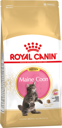 Сухой корм Royal Canin KITTEN MAINE COON - 4 кг