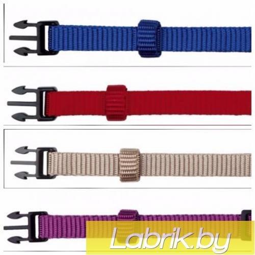 Ошейник TRIXIE для собак Premium Collar, нейлон S-M, 30-45см/15мм