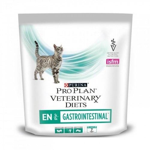 Сухой корм В НАЛИЧИИ Pro Plan EN для взр. кошек и котят при расстройствах пищеварения, 400г