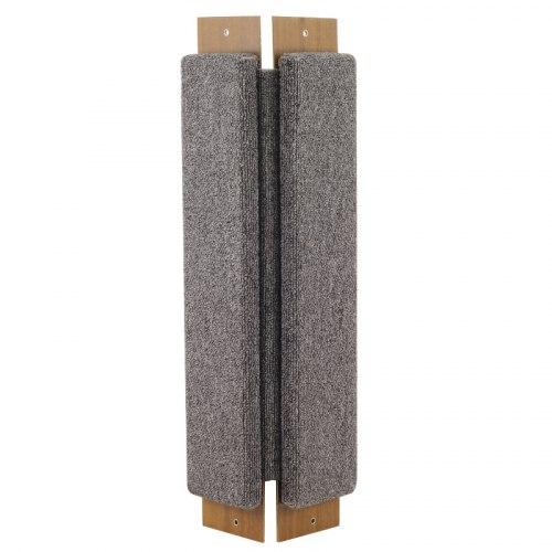 Когтеточка В НАЛИЧИИ Gamma из ковролина №2 угловая, 220*30*570мм