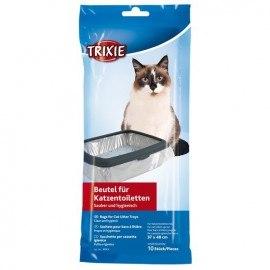 Пакеты сменные TRIXIE для кошачьих туалетов, 46*59 см (10шт)