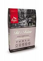 Сухой корм ORIJEN Fit & Trim Cat 85/15 1,8 кг