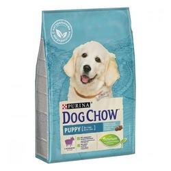Сухой корм PURINA Dog Chow Puppy с ягненком и рисом - 2,5 кг