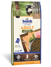 Сухой корм Bosch Эдалт Птица с просо 1 кг