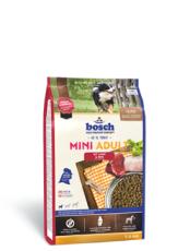 Сухой корм Bosch Эдалт Мини Ягненок с рисом - 15 кг