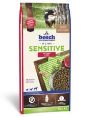 Сухой корм Bosch Сенситив Ягненок с рисом - 1 кг