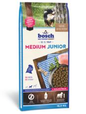 Сухой корм Bosch Медиум юниор 15 кг