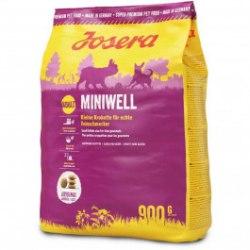 Сухой корм В НАЛИЧИИ Josera Miniwell 0,9 кг