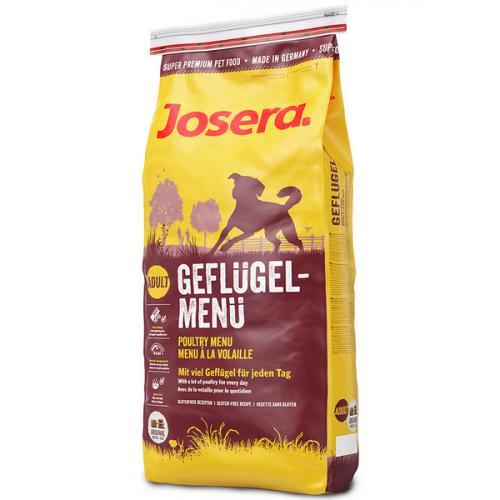 Сухой корм Josera Poltry Menu 15 кг