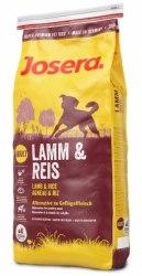 Сухой корм Josera Lamb & Rice 15 кг