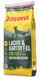 Сухой корм Josera Salmon & Potato 4 кг