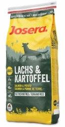 Сухой корм Josera Salmon & Potato 15 кг