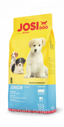 Сухой корм JosiDog Junior 18 кг