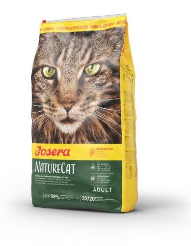 Сухой корм Josera NatureCat 10 кг