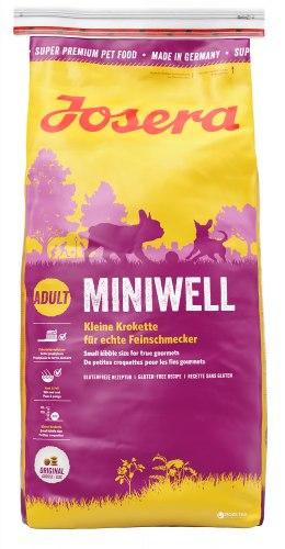 Сухой корм Josera Miniwell 15 кг
