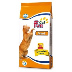 Сухой корм FUN CAT MEAT 20 кг