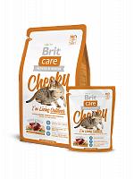 Сухой корм Брит Care Cat Cheeky Outdoor 2 кг