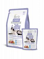 Сухой корм В НАЛИЧИИ Брит Сare Cat Lilly Sensitive Digestion 0,4 кг