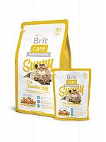 Сухой корм Брит Care Cat Sunny Beautiful Hair 2 кг