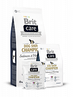 Сухой корм Брит Care Dog Show Champion 12 кг