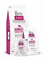 Сухой корм В НАЛИЧИИ Брит Care Junior Large Breed 3 кг