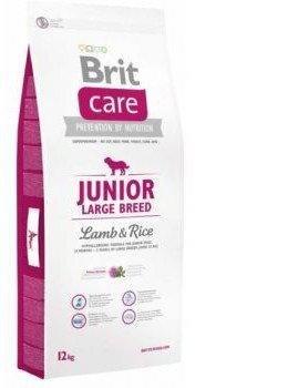 Сухой корм Брит Care Junior Large Breed 12 кг