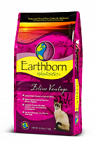 Сухой корм + ПОДАРОК EARTHBORN HOLISTIC CAT FELINE VANTAGE 6.3 kg