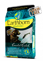 Сухой корм EARTHBORN HOLISTIC DOG COASTAL CATCH GRAIN - FREE 2,5 kg