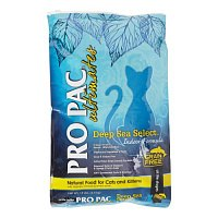 Сухой корм PRO PAC ULTIMATESTM CAT DEEP SEA SELECT WHITEFISH & PEAS 2 kg